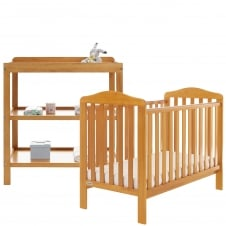 Ludlow 2 Piece Room Set - Country Pine
