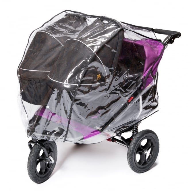 Out n About Double Carrycot XL Raincover