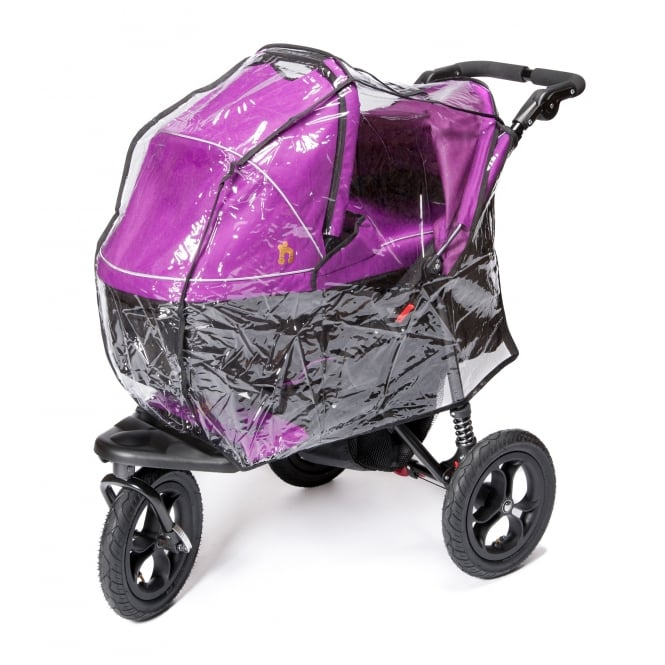 Out n About Single Carrycot XL Raincover