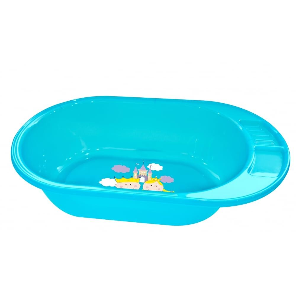 Prince & Princess Baby Bath Tub - Bath Time & Safety from pramcentre UK
