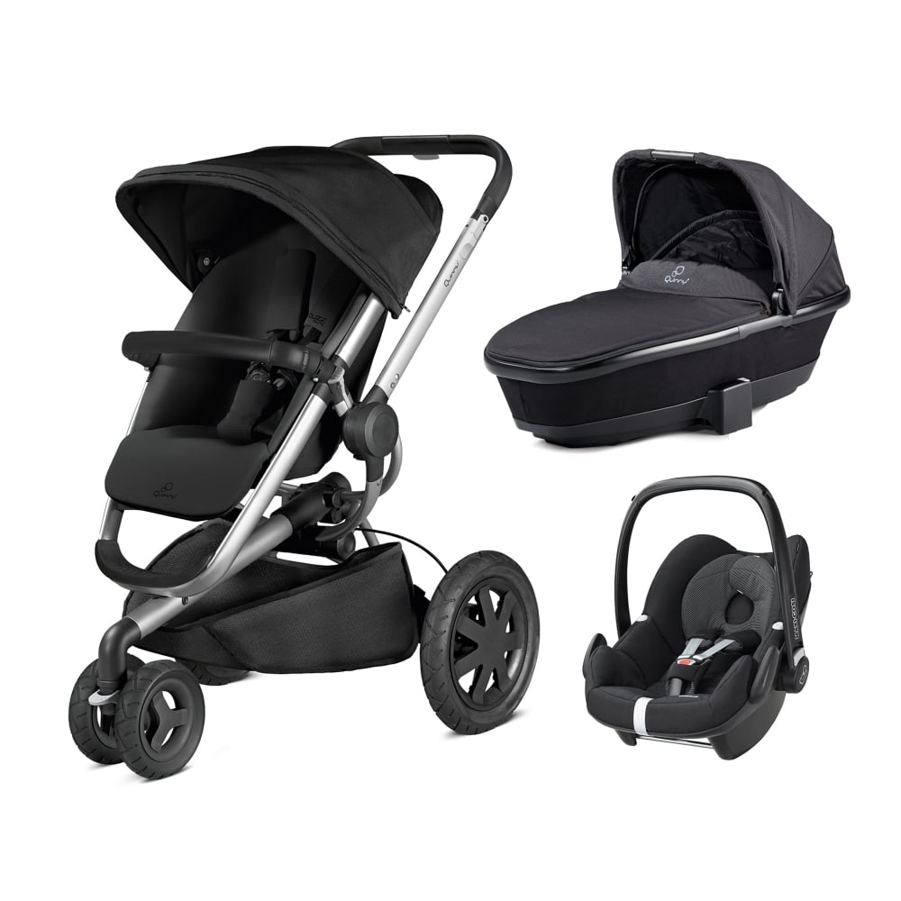 Quinny buzz xtra 3in1 pebble prams pushchairs from for Housse quinny buzz