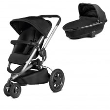 Buzz Xtra 3in1 - Rocking Black