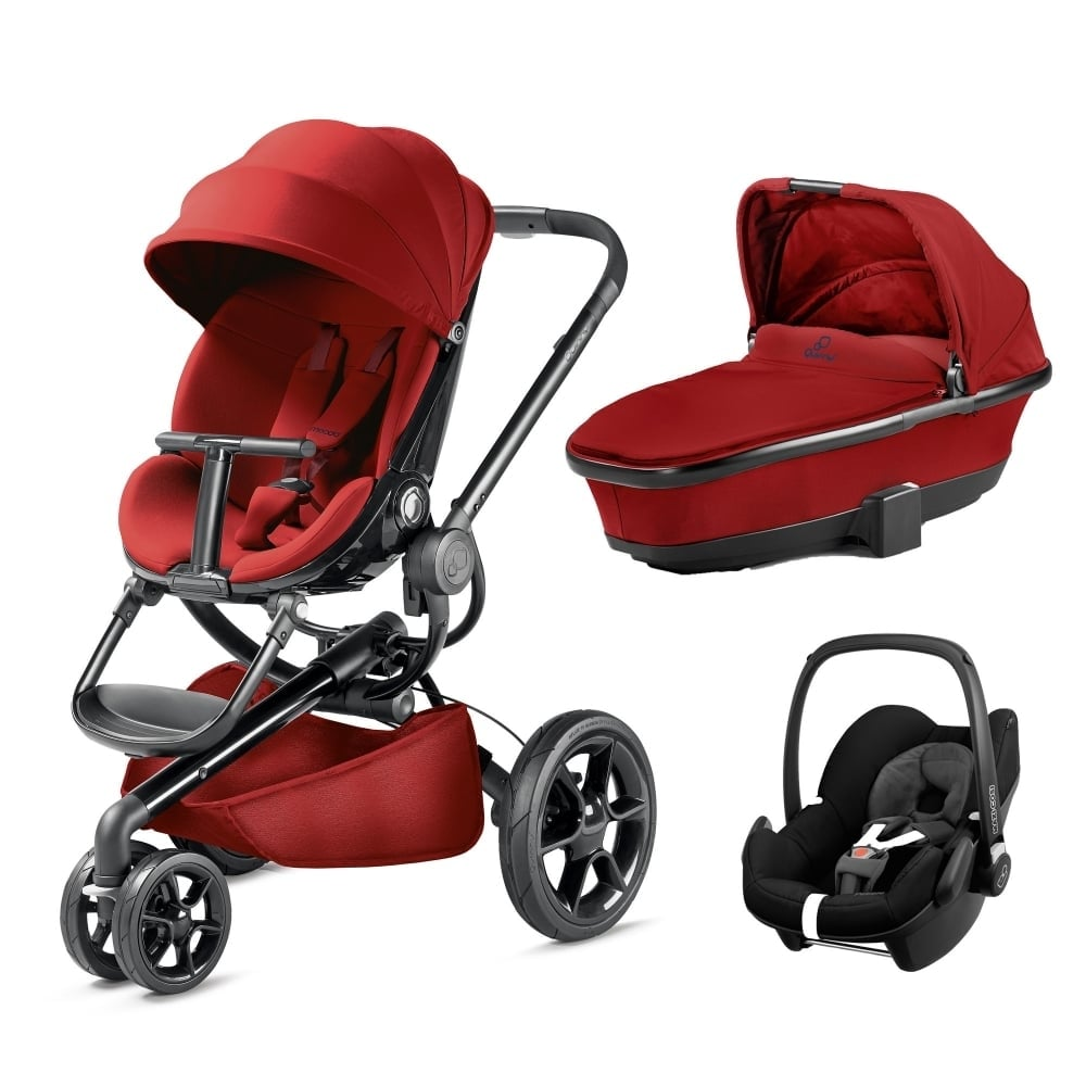 Quinny Moodd 3in1 Pebble Prams Pushchairs From