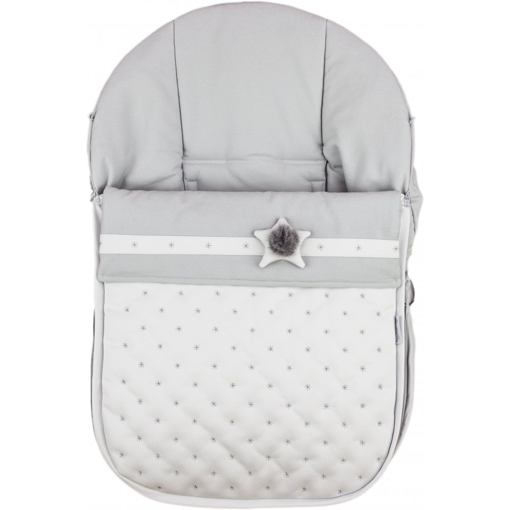 Rosy Fuentes Carseat Cover
