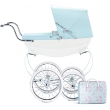 Dolls Pram + FREE shopping tray