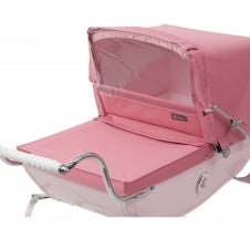 Dolls Pram Rain Shield