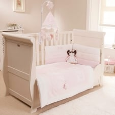 Luxury Cot Bed Quilt