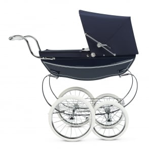 Oberon Dolls Pram + FREE shopping tray
