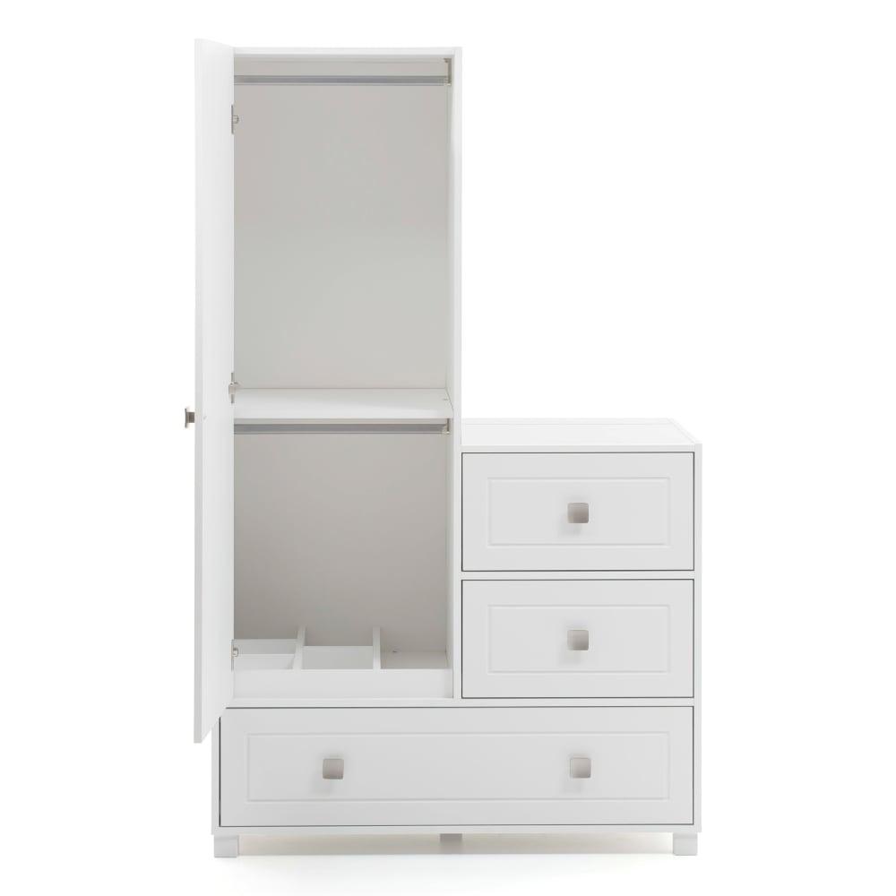 Soho Dresser Wardrobe Combo Unit