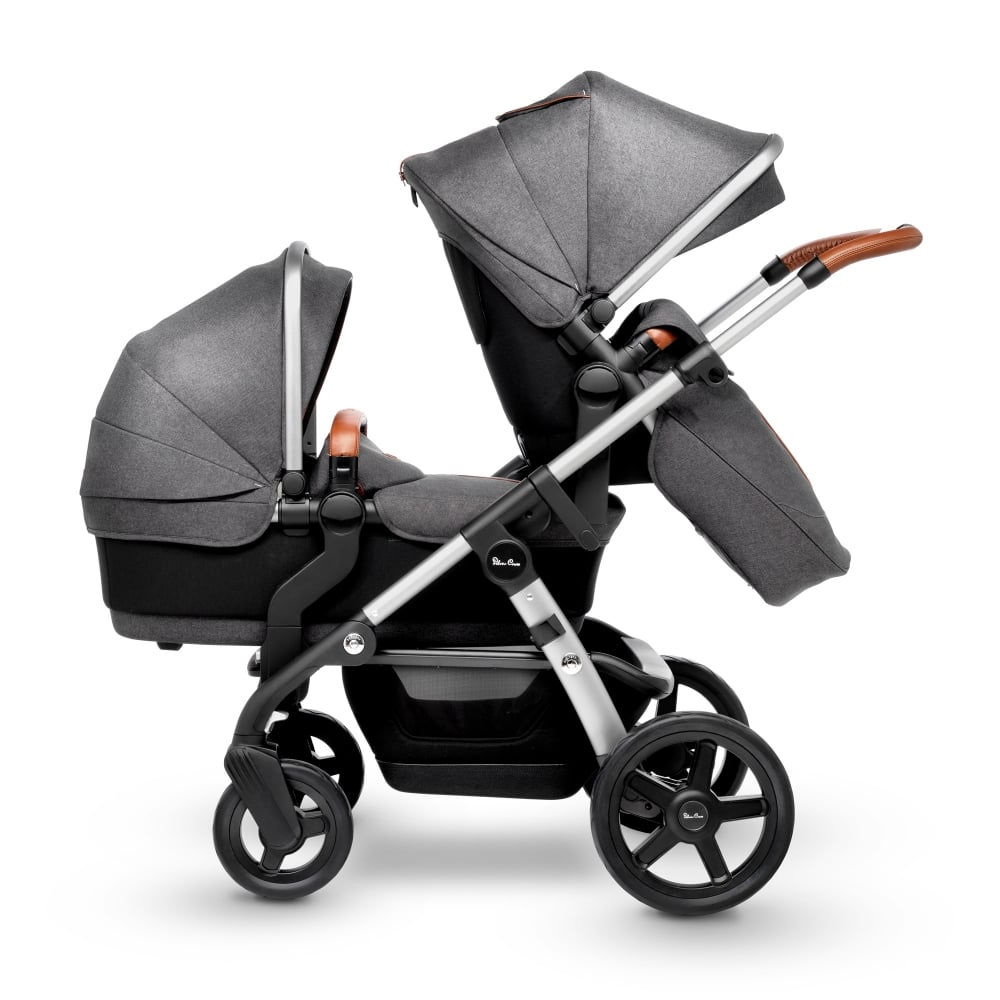 Silver Cross Wave Double Prams Amp Pushchairs From