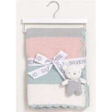 Blanket & Baby Bear Gift Set