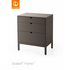 Stokke Home Dresser - Hazy Grey
