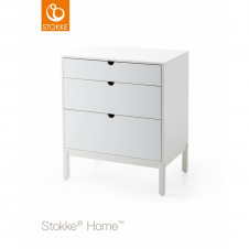 Stokke Home Dresser - White