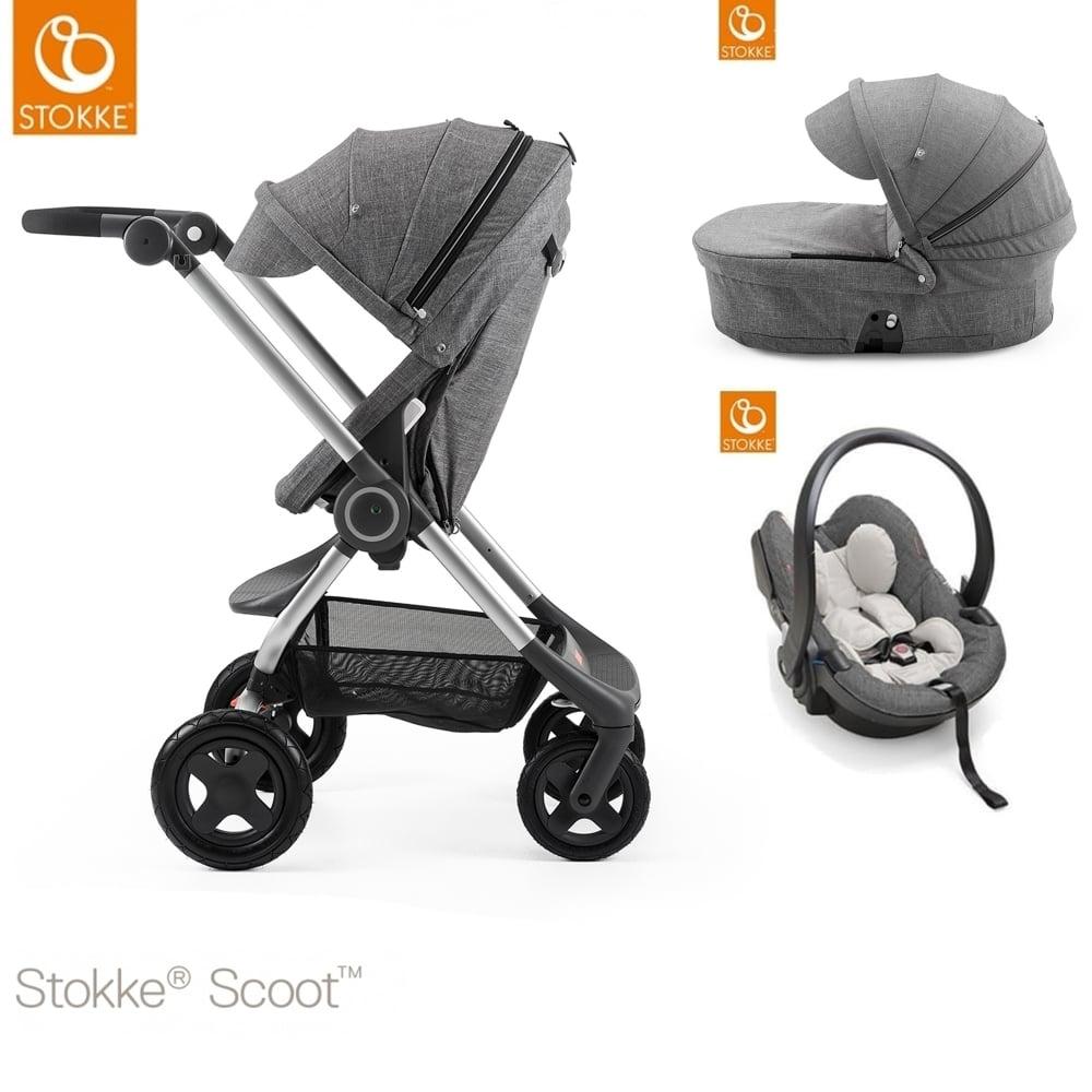 Car Seat Stokke Scoot