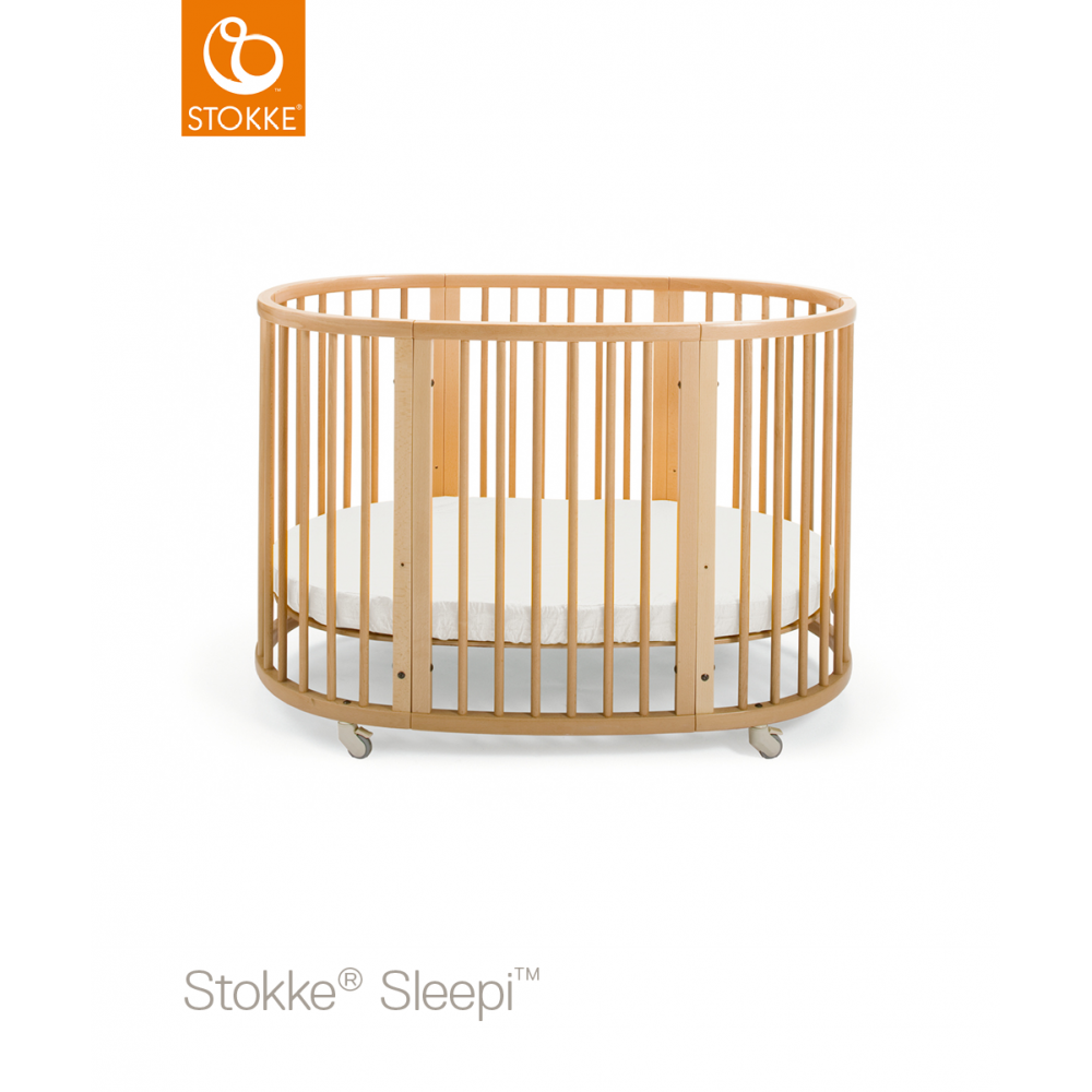 stokke sleepi bed 120cm mattress cots cot beds furniture from pramcentre uk. Black Bedroom Furniture Sets. Home Design Ideas