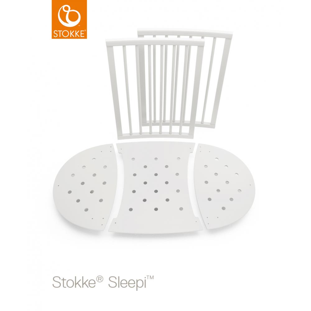 stokke sleepi bed extension cot beds furniture from pramcentre uk. Black Bedroom Furniture Sets. Home Design Ideas