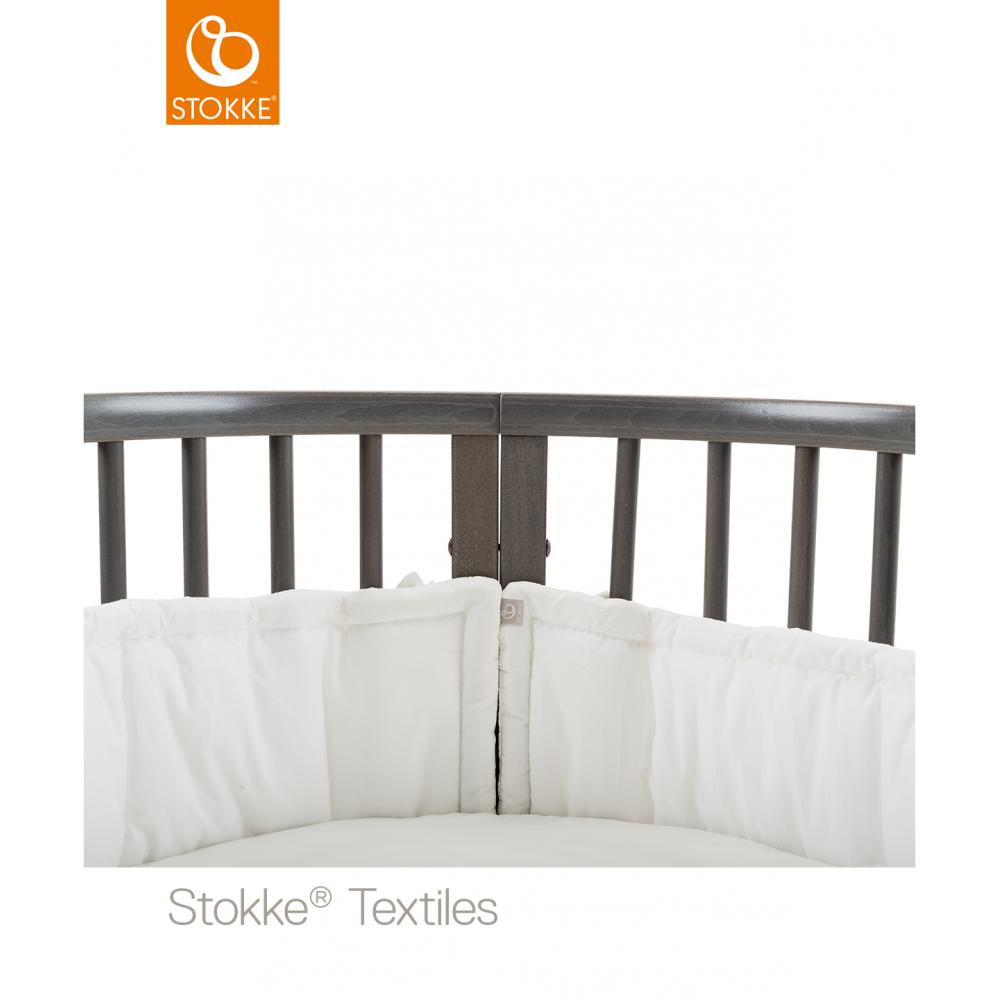 stokke® stokke sleepi bumper  cot beds  furniture from pramcentre uk - stokke sleepi bumper