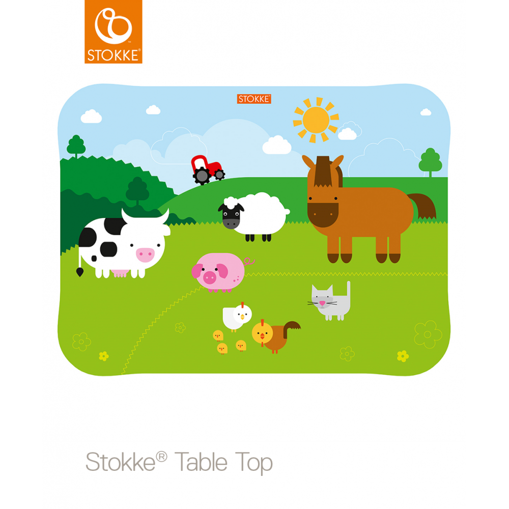 Stokke® Table Top - High Chairs & Feeding from pramcentre UK