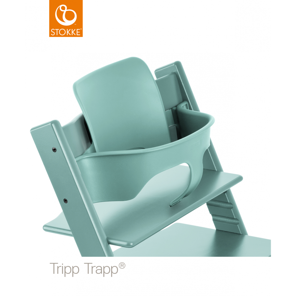 Stokke® Stokke Tripp Trapp + Accessory Set & Table Top - High Chairs ...