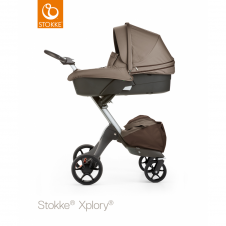 Xplory® V5 + Carrycot - Brown