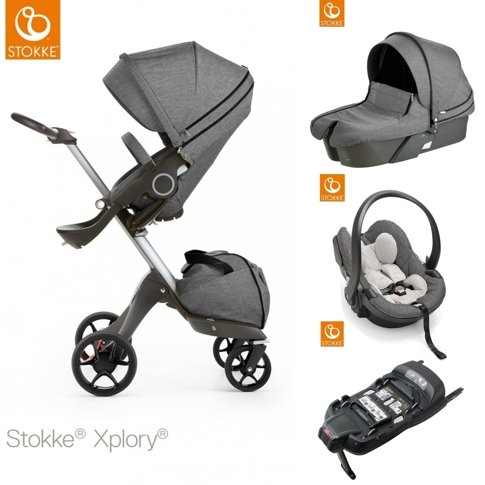 Stokke Xplory Baby Car Seat