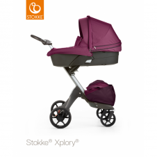 Xplory® V5 + Carrycot - Purple