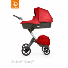 Xplory® V5 + Carrycot - Red