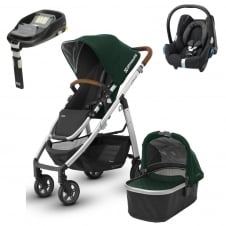 Cruz 3in1 + Cabriofix + Familyfix Base - Austin