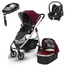 Cruz 3in1 + Cabriofix + Familyfix Base - Dennison