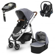 Cruz 3in1 + Cabriofix + Familyfix Base - Gregory