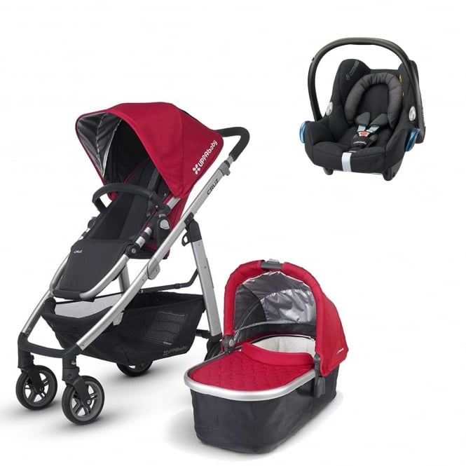 UPPAbaby Cruz 3in1 Package