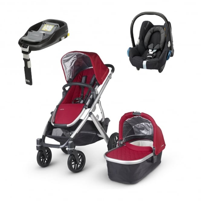 UPPAbaby Vista 3in1 Package
