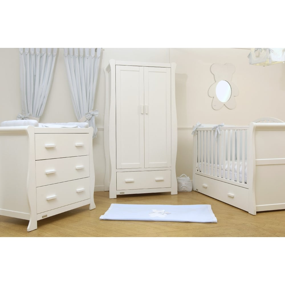 Dax dlx 3 piece room set