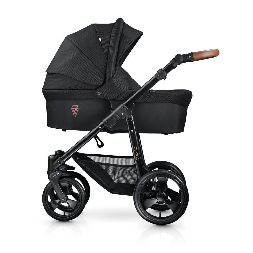 venicci gusto travel system black prams pushchairs. Black Bedroom Furniture Sets. Home Design Ideas