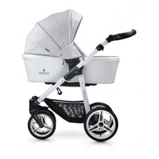 Pure Travel System - Stone Grey