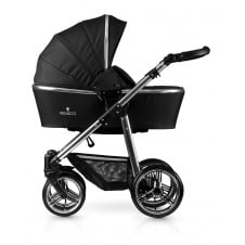 Silver Edition Travel System - Black