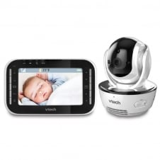 Safe & Sound Pan & Tilt Video Monitor VM343